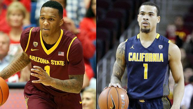 Arizona State vs. California