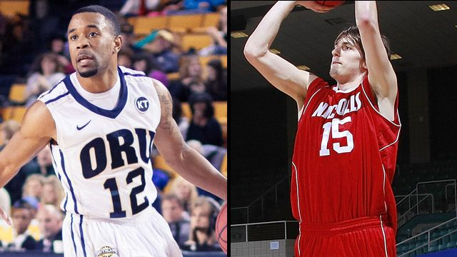 Oral Roberts vs. Nicholls State (Exclusive)