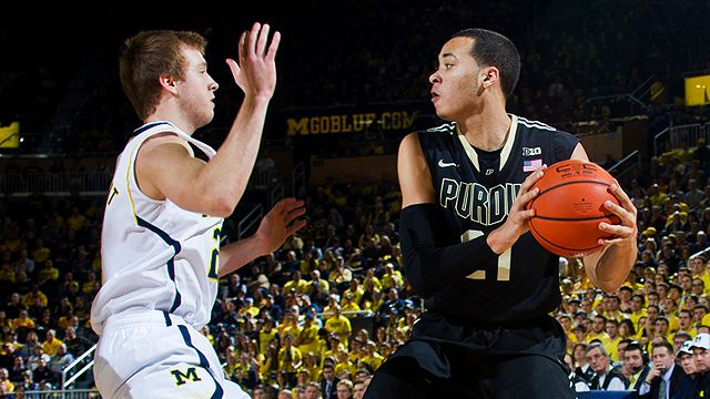 Purdue vs. #10 Michigan