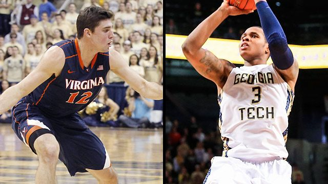 #20 Virginia vs. Georgia Tech