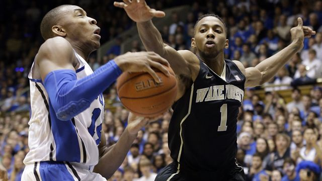 Wake Forest vs. #11 Duke