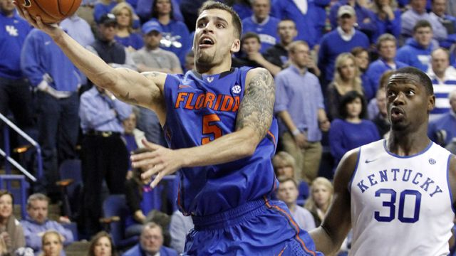 #3 Florida vs. #14 Kentucky