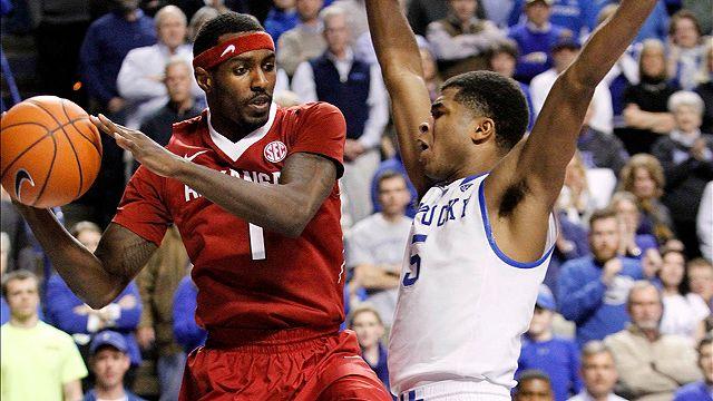 Arkansas vs. #17 Kentucky
