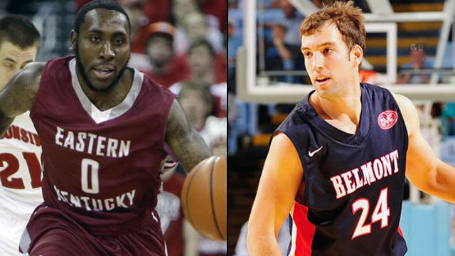 Eastern Kentucky vs. Belmont (Championship Game) (Ohio Valley Conference Men's Tournament)