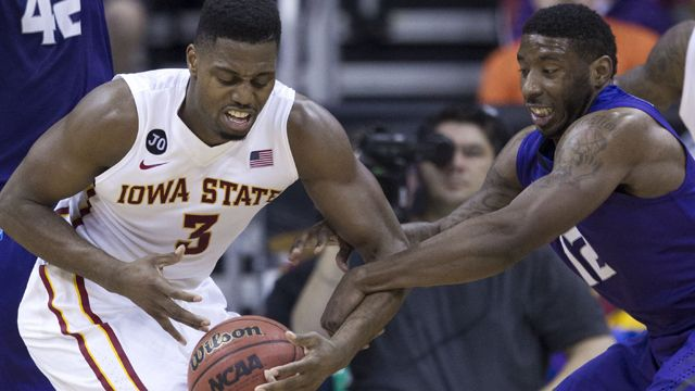 Kansas State vs. #16 Iowa State (Quarterfinal #1) (Big 12 Men's Championship)