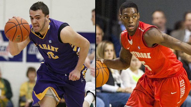 Albany vs. Stony Brook (Championship Game) (America East Men's Championship)