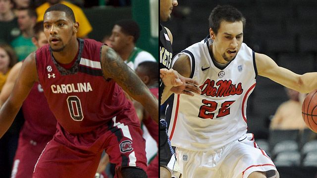 South Carolina vs. Mississippi
