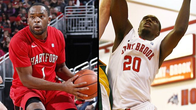Hartford vs. Stony Brook (Exclusive)