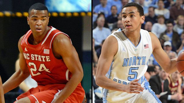 NC State vs. North Carolina