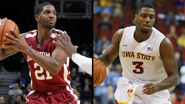 #23 Oklahoma vs. #16 Iowa State