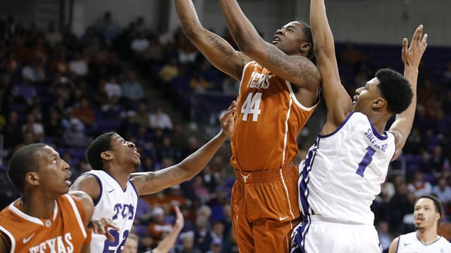 #15 Texas vs. TCU