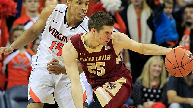 Boston College vs. #20 Virginia