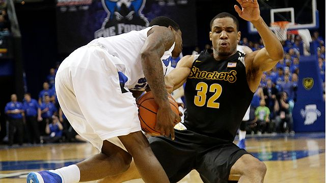 #4 Wichita State vs. Indiana State