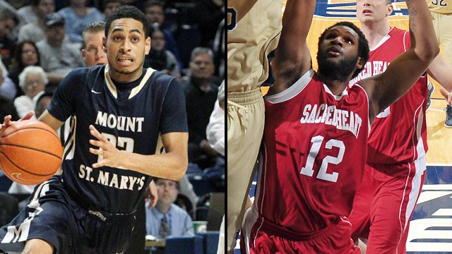Mount St. Mary's vs. Sacred Heart