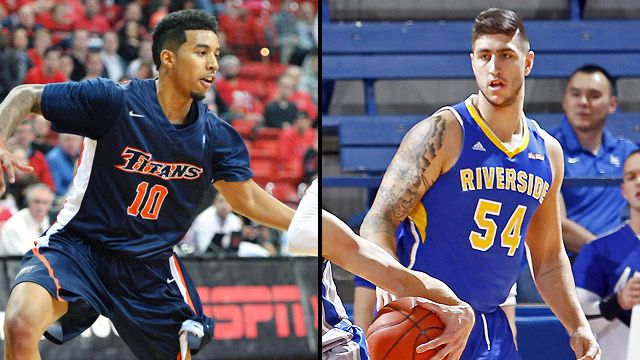 Cal State Fullerton vs. UC Riverside (Exclusive)