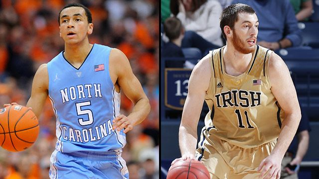 North Carolina vs. Notre Dame