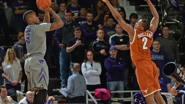 #15 Texas vs. Kansas State