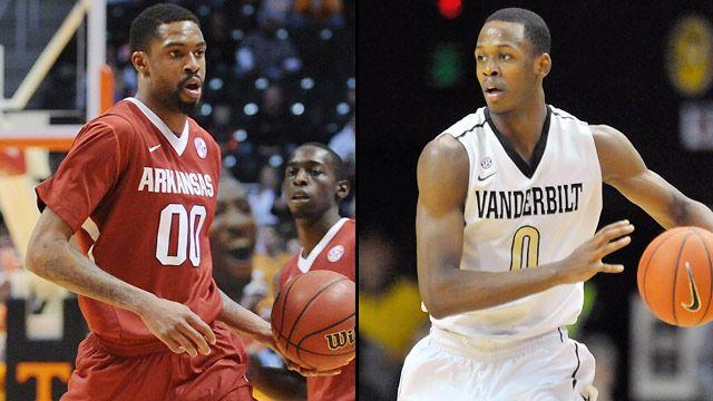 Arkansas vs. Vanderbilt