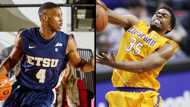 East Tennessee State vs. Lipscomb (Exclusive)