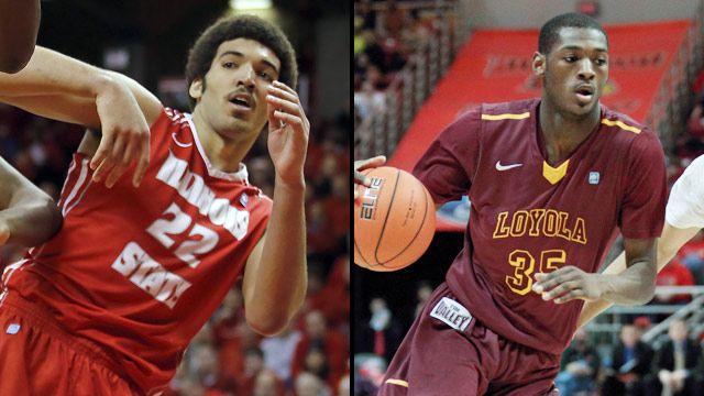 Illinois State vs. Loyola-Chicago (Exclusive)