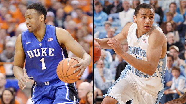 #8 Duke vs. North Carolina