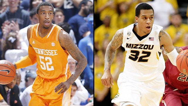 Tennessee vs. Missouri