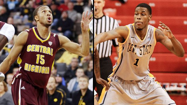 Central Michigan vs. Kent State