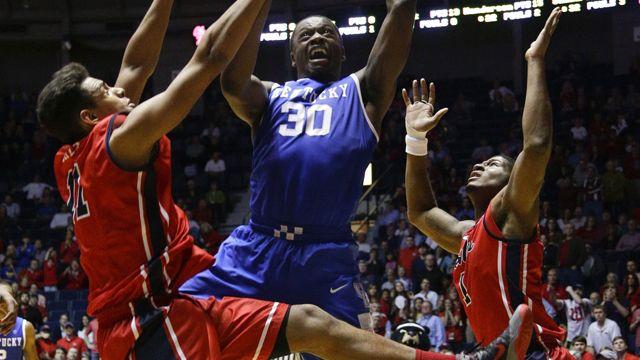 #18 Kentucky vs. Mississippi