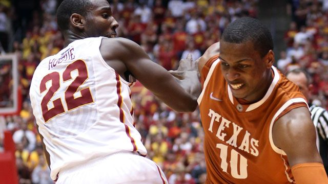 #19 Texas vs. #17 Iowa State