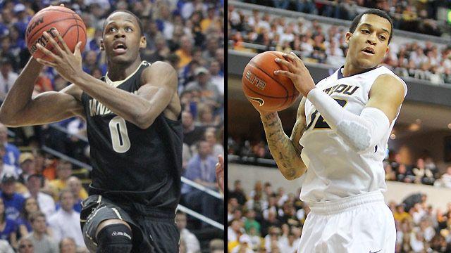 Vanderbilt vs. Missouri
