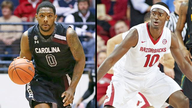 South Carolina vs. Arkansas