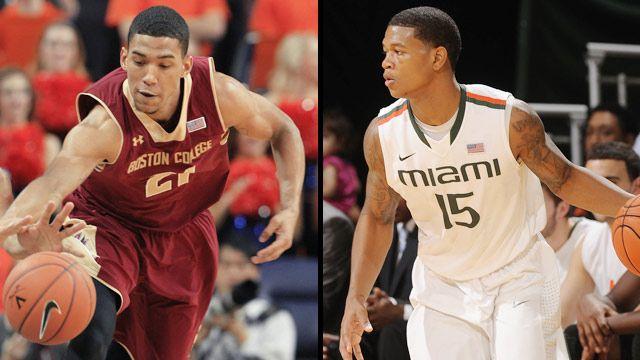 Boston College vs. Miami