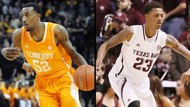 Tennessee vs. Texas A&M