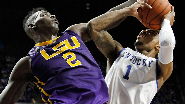 LSU vs. #18 Kentucky