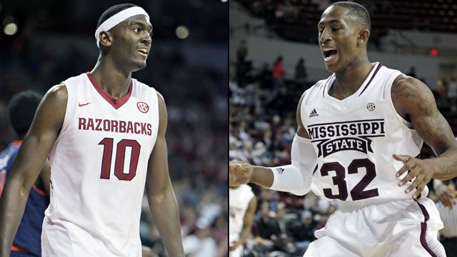Arkansas vs. Mississippi State