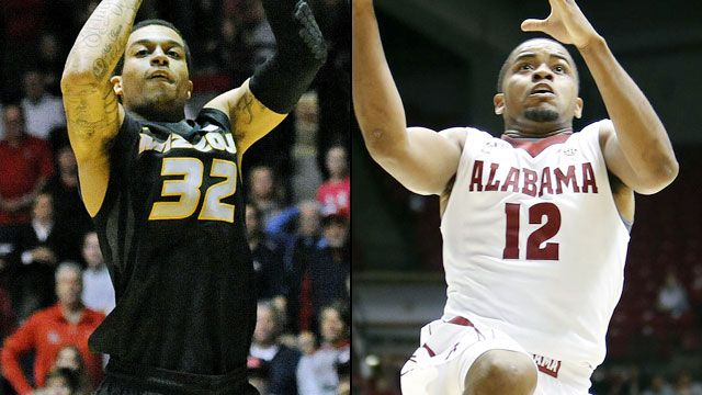 Missouri vs. Alabama