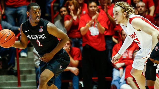 #6 San Diego State vs. New Mexico