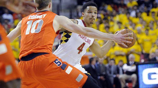 #4 Syracuse vs. Maryland