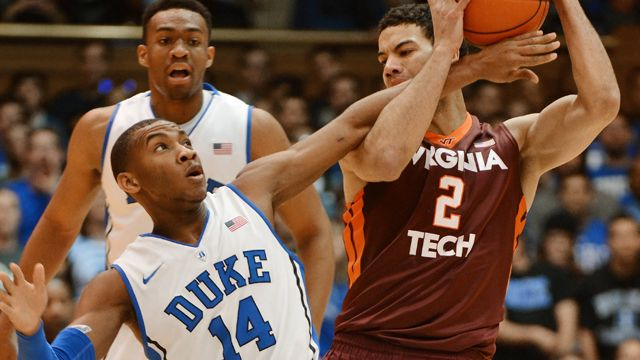 Virginia Tech vs. #6 Duke