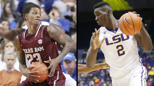 Texas A&M vs. LSU