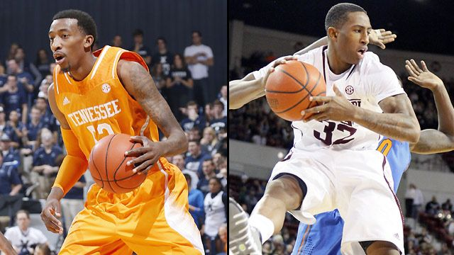 Tennessee vs. Mississippi State