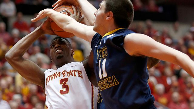 West Virginia vs. #15 Iowa State