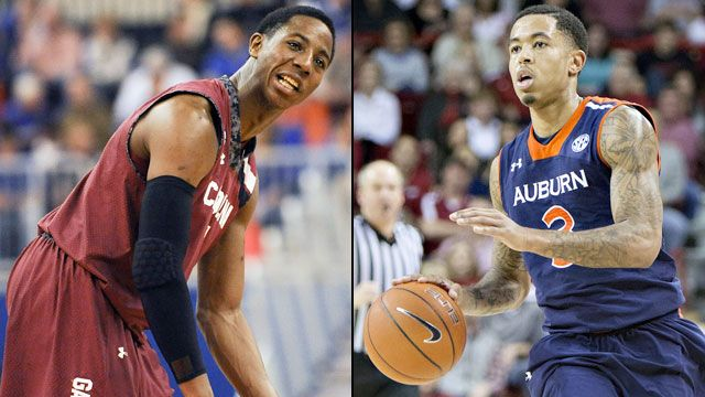 South Carolina vs. Auburn