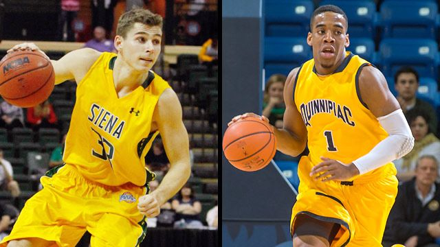Siena vs. Quinnipiac (Exclusive)