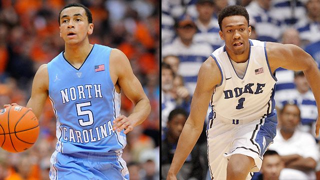 #14 North Carolina vs. #4 Duke