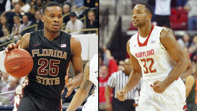 Florida State vs. Maryland (Second Round, Game 1) (ACC Men's Tournament)