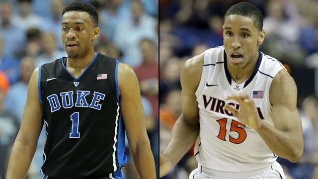 #7 Duke vs. #6 Virginia (Championship Game) (ACC Men's Tournament)