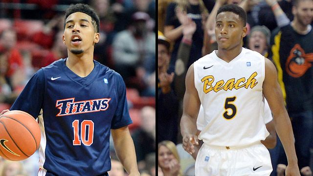 Cal State Fullerton vs. Long Beach State (Exclusive)