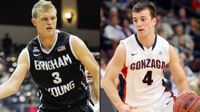 BYU vs. Gonzaga (Championship Game) (West Coast Conference Men's Tournament) (re-air)