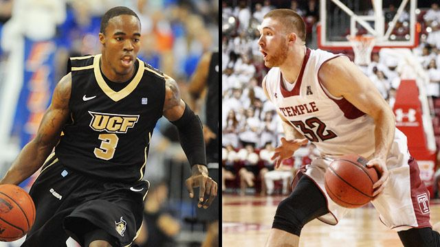 UCF vs. Temple (First Round, Game 2) (The American Men's Championship) (re-air)
